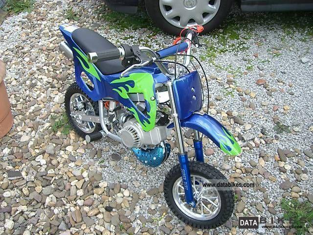 2011 Dirt Bike Mini Tuning Have Shipping Nur20