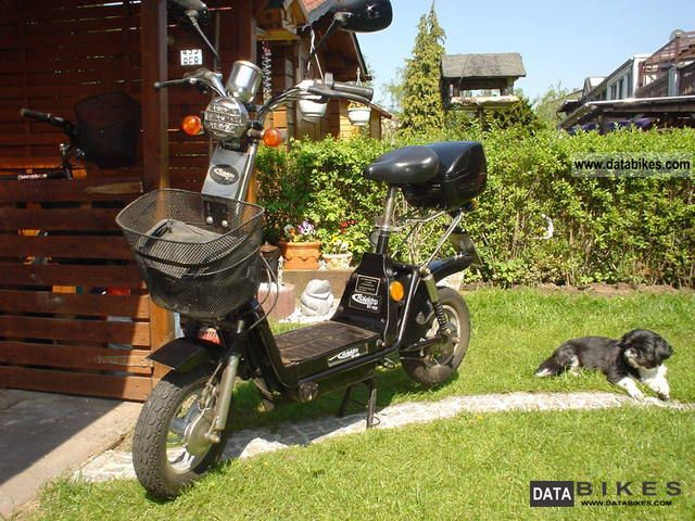 Other  electro Spacerider BT 100 2010 Electric Motorcycles photo