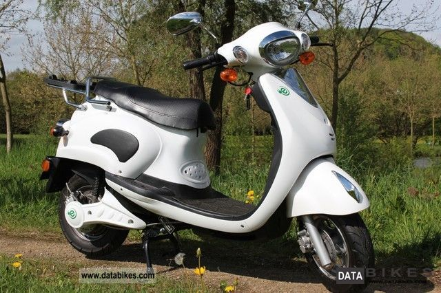 2011 Other  e-sprit Silenzio Motorcycle Scooter photo
