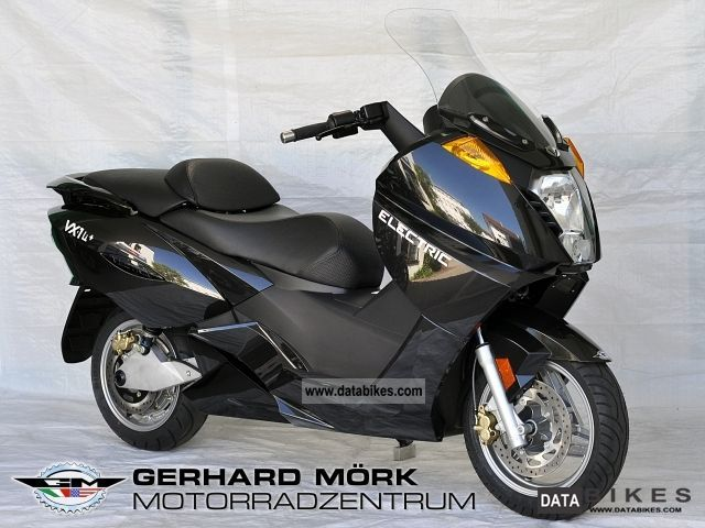 Other  VECTRIX VX-1 Li 2011 Electric Motorcycles photo