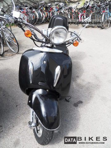 2010 Other  Firenze 124ccm Motorcycle Scooter photo