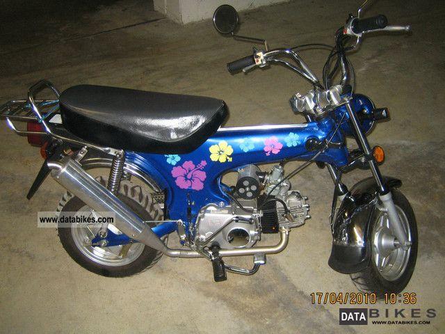 2007 Other  Honda DAX Replica Motorcycle Pocketbike photo