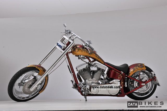 Other  Independent Choppers 2006 Chopper/Cruiser photo