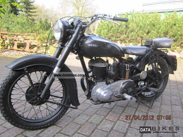 Other  Ariel 600 1953 Vintage, Classic and Old Bikes photo