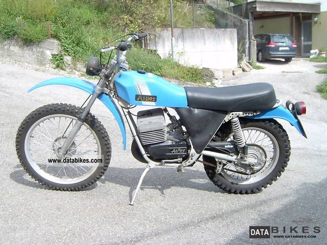 Other  Aspes Cross 125 NEW PRICE! 1978 Vintage, Classic and Old Bikes photo