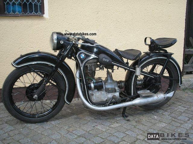 1954 Other  EMW R35 Motorcycle Tourer photo