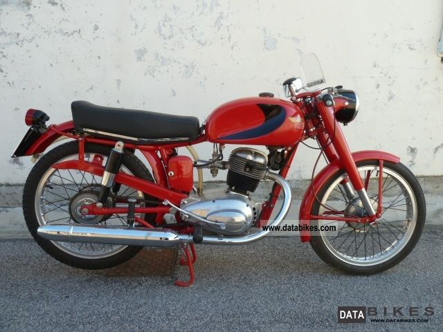 Other  Moto Morini Moto Morini 175 Turismo 1955 Vintage, Classic and Old Bikes photo