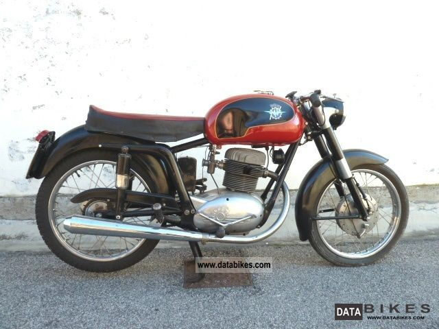 Other  MV Agusta MV Agusta 175 GTL 1955 Vintage, Classic and Old Bikes photo