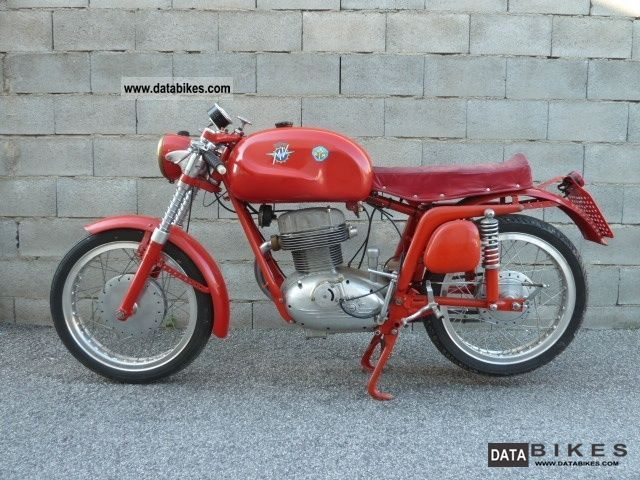 Other  MV Agusta MV Agusta 175 Sport 1955 Vintage, Classic and Old Bikes photo