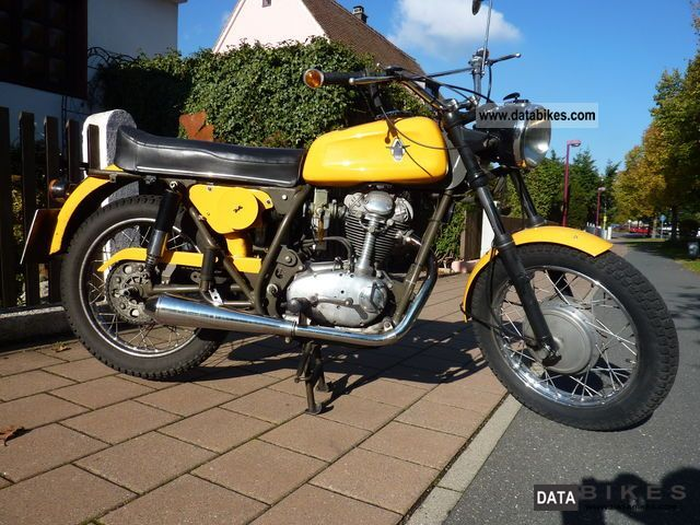 Other  Condor A 350 Ducati engine 1976 Vintage, Classic and Old Bikes photo