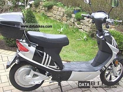 Other  Spacerider Eco-City 20 2011 Electric Motorcycles photo