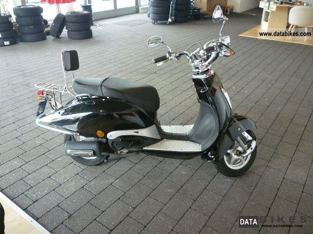 Other  Fosti FT50QT-E 2010 Scooter photo