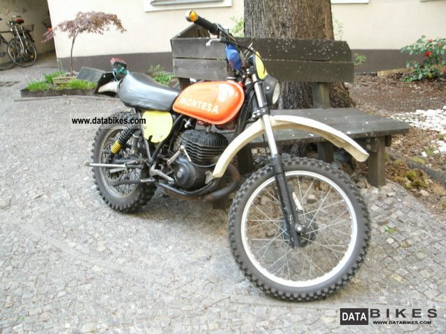 1980 Other  25o H Montesa Enduro - Twinshock Motorcycle Enduro/Touring Enduro photo