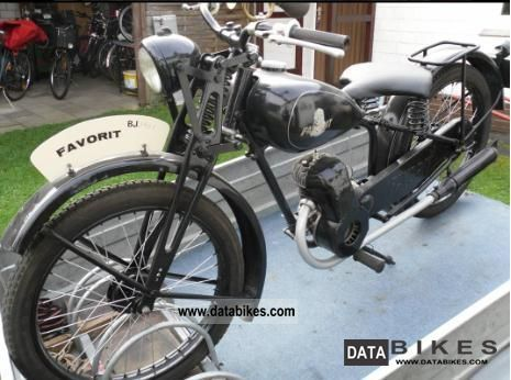 Other  Bookmark Ilo 120 1937 Vintage, Classic and Old Bikes photo