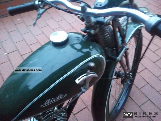 Other  miele 1939 Vintage, Classic and Old Bikes photo