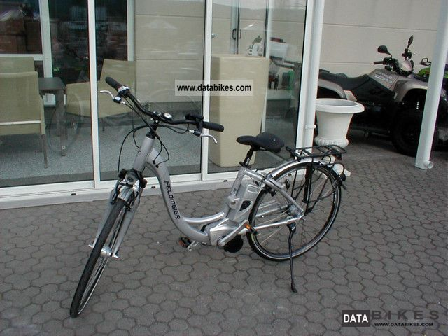 Other  Electric bicycle FE07R, 7-speed Panasonic m.Rücktr 2012 Electric Motorcycles photo