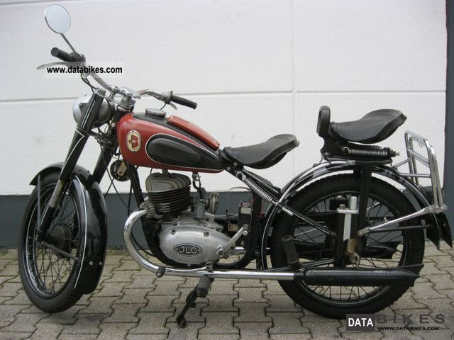 Other  Bastert ILO 175 1951 Vintage, Classic and Old Bikes photo