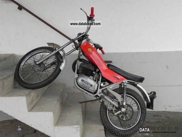 1979 Other  Montesa Trial 123 Motorcycle Rally/Cross photo