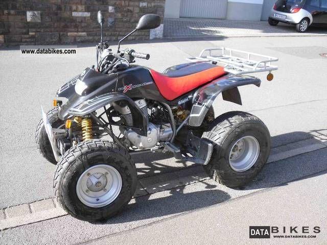 2006 Other  Rex 250cc quad TÜV again! Motorcycle Quad photo