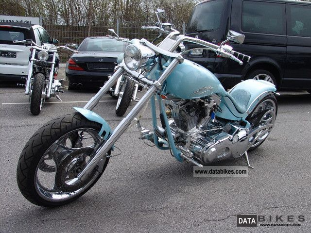 2007 Other  Hollister's Siberian Motorcycle Chopper/Cruiser photo