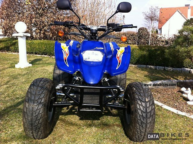 2005 Other  Access 50 Motorcycle Quad photo