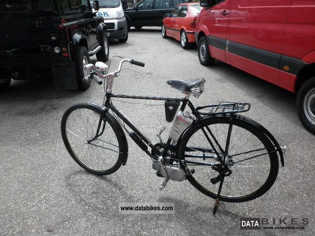 1949 Other  Lohmann diesel, 18 cc of rare, new condition Motorcycle Motor-assisted Bicycle/Small Moped photo