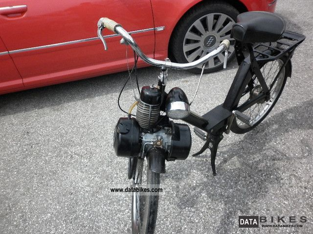 1968 Other  S.I.F.A.C. Velosolex S 3800, original Motorcycle Motor-assisted Bicycle/Small Moped photo