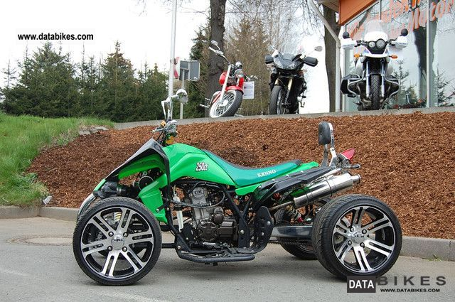 2009 Other  Quad Youngkan Jinling JLA-21B reverse Motorcycle Quad photo