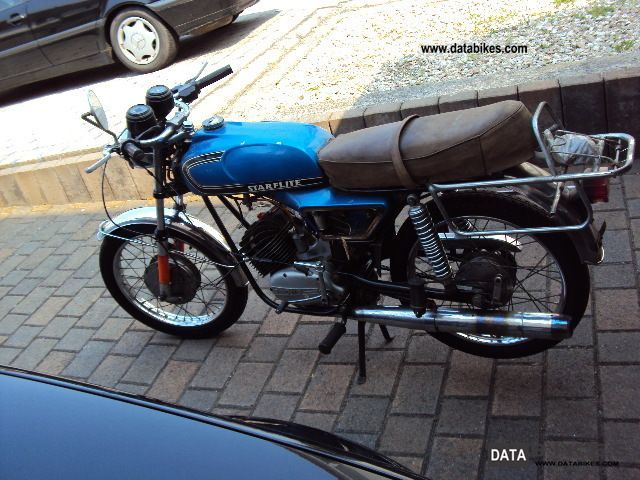 1973 Other  Starflite GTS Motorcycle Motor-assisted Bicycle/Small Moped photo