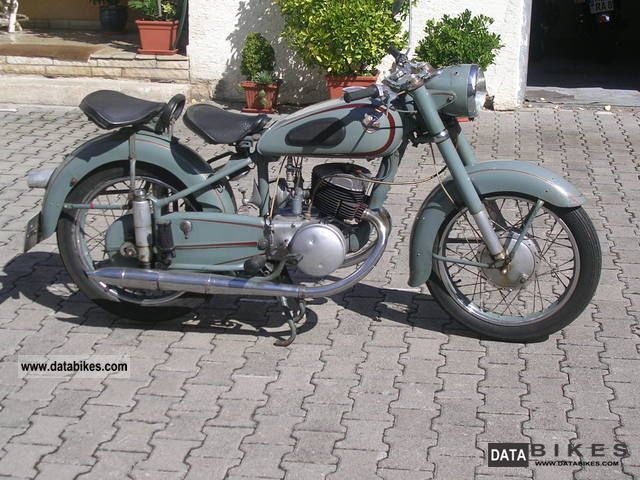 1953 Other  Victoria Motorcycle Motorcycle photo