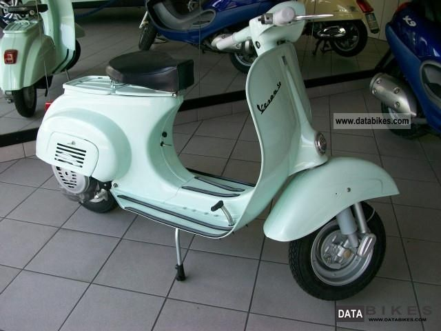 Other  Vespa Vespa 50 Special N N 1965 Vintage, Classic and Old Bikes photo
