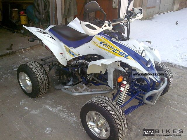 2010 Other  shineray spider Motorcycle Quad photo