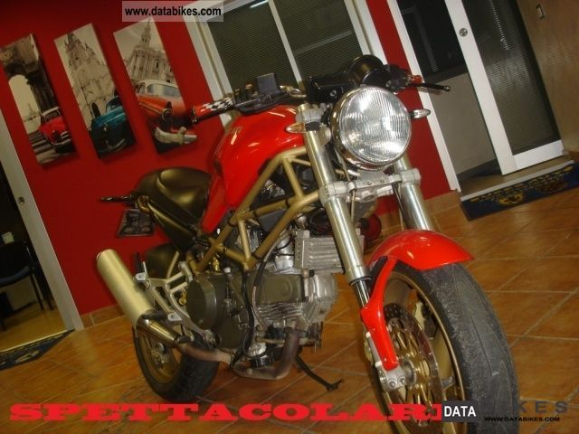 2001 Other  Ducati 748 MOSTER ** 22 000 ** KM M.A.N.I.A.C. Motorcycle Other photo
