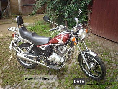 2007 Other  Yamasaki 150 Motorcycle Chopper/Cruiser photo