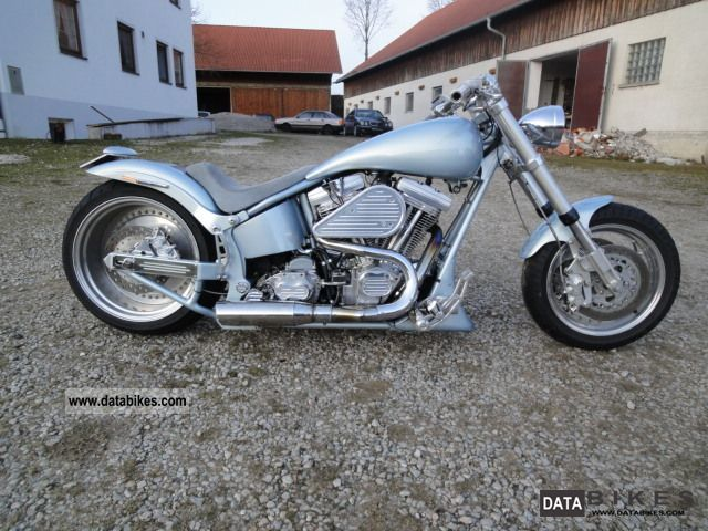 2005 Other  Custom S & S 1600 \ Motorcycle Chopper/Cruiser photo