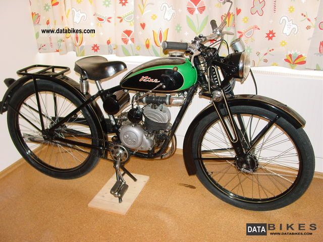 Other  Rixe FM 100 1950 Vintage, Classic and Old Bikes photo