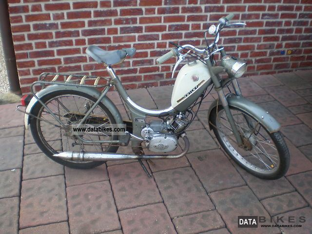 Other  Rarely Rixe soloist RS50MF 1966 Vintage, Classic and Old Bikes photo