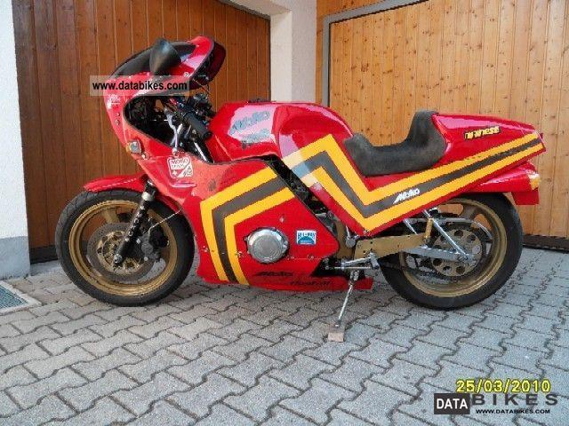 Other  Moko Suzuki 1100 Egli Rau Bakker Bimota PSS AMC 1983 Sports/Super Sports Bike photo