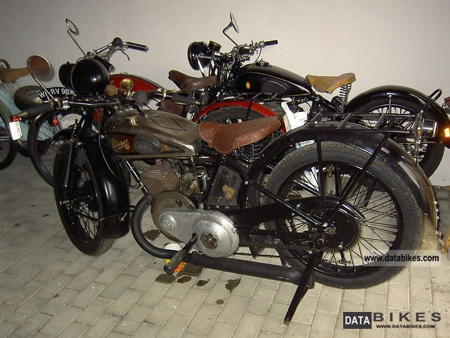 Other  Terrot 250 FSO Sports 1929 Vintage, Classic and Old Bikes photo