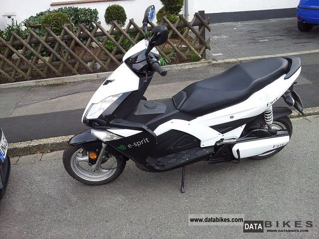 Other  E-Fuel Fury 100 2011 Electric Motorcycles photo