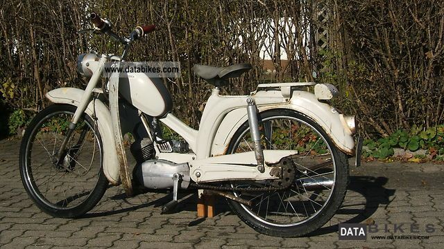 1967 Other  victoria cheat type 25 110 Motorcycle Motor-assisted Bicycle/Small Moped photo
