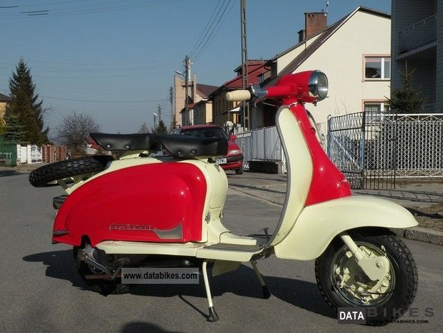 Other  Lambretta LI 150 scooters seria 2 1963r 1963 Vintage, Classic and Old Bikes photo