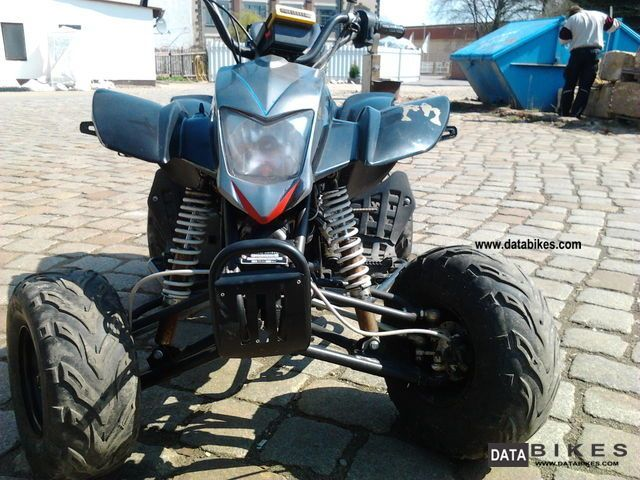 2009 Other  Quad atv even exchange for scooter Motorcycle Quad photo