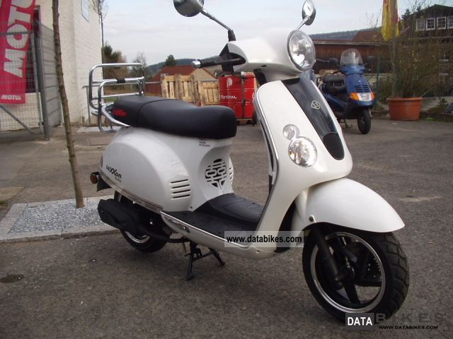 2011 Other  Luxxon Suvio 50 4-T Motorcycle Motorcycle photo