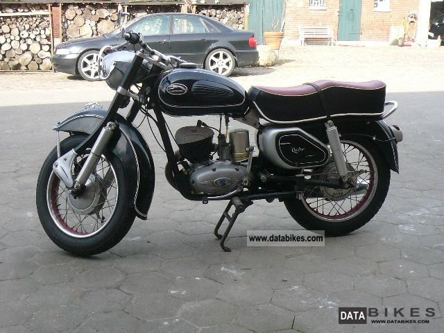 Other  Express Radex 175 1955 Vintage, Classic and Old Bikes photo