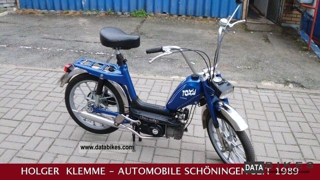 Other  MOFA DEMM S25 / LIKE NEW ONLY 590KM 1979 Vintage, Classic and Old Bikes photo