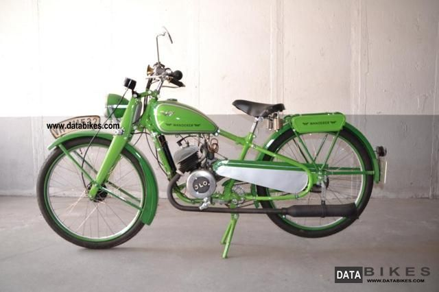 Other  Hikers SP 2 1941 Vintage, Classic and Old Bikes photo