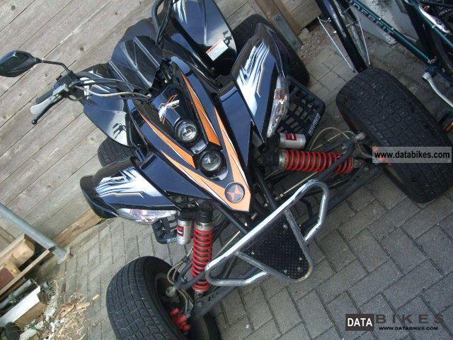 2011 Other  Quad Shineray Motorcycle Quad photo
