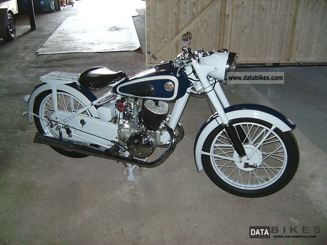 Other  Victoria / KR 25 Aero 1951 Vintage, Classic and Old Bikes photo