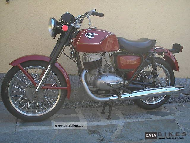 1982 Other  CZ 250 typ485 Motorcycle Tourer photo